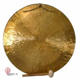 80 cm Wind gong, gong solaire, (432Htz)