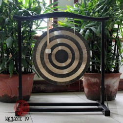 60 cm Wind gong, gong solaire, (432Htz)