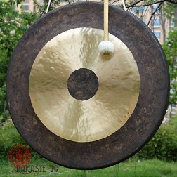 70 cm, Gong lunaire, asian sound tam tam, Chao Gong, (432Htz)