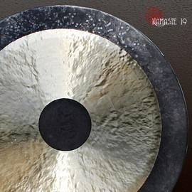 100 cm, Gong lunaire, Asian sound tam tam, Chao Gong,Tam Tam Gong, (432Htz)
