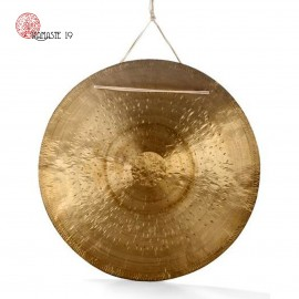 50 cm Wind gong, gong solaire, (432Htz)