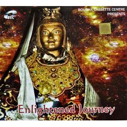 Cd musique tibètaine Enlightened Journey (voyage illuminé)