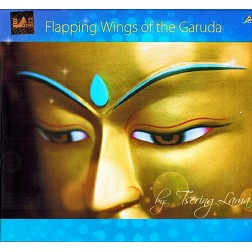 Cd musique tibètaine CD Flapping Wings of the Garuda - Tsering Lama