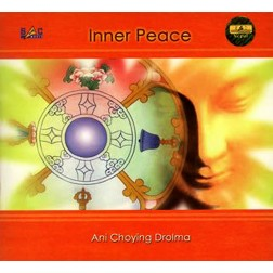 Cd musique tibètaine CD INNER PEACE (PAIX INTÉRIEURE) - ANI CHOYING DROLMA