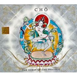 Cd musique tibètaine. CD THE OCEAN OF CHÖ PRACTICE
