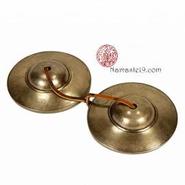 Cymbales de Feng Shui, tingsha