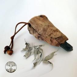 17/112 Boule bâton de guérison chamanique