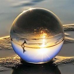 300 mm.48 kg. énorme Boule de cristal de quartz Sans plomb, voyance, méditation, channeling, feng shui.