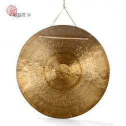 40 cm Wind gong, gong solaire, (432Htz)
