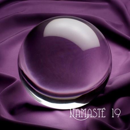 100 mm Boule de cristal de quartz Sans plomb, voyance, méditation, channeling, feng shui..Socle en cristal OFFERT