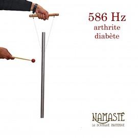 Pack Carillon Thérapeutique circulation, anti arthrite, et diabète 586 Hz