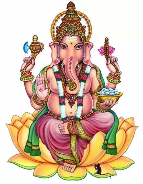 Happy Ganesh Chaturthi © yomixin.blogspot.in